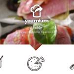 Youmiam, le Twitter de la cuisine. Partagez vos recettes.Simplement.