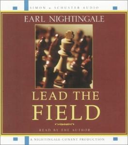 Lead the Field de Earl Nightingale
