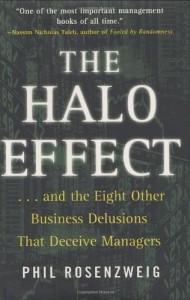 The Halo Effect de Phil Rosenzweig