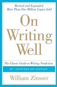 On Writing Well de William Zinsser