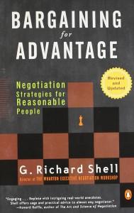 Bargaining For Advantage de G. Richard Shell