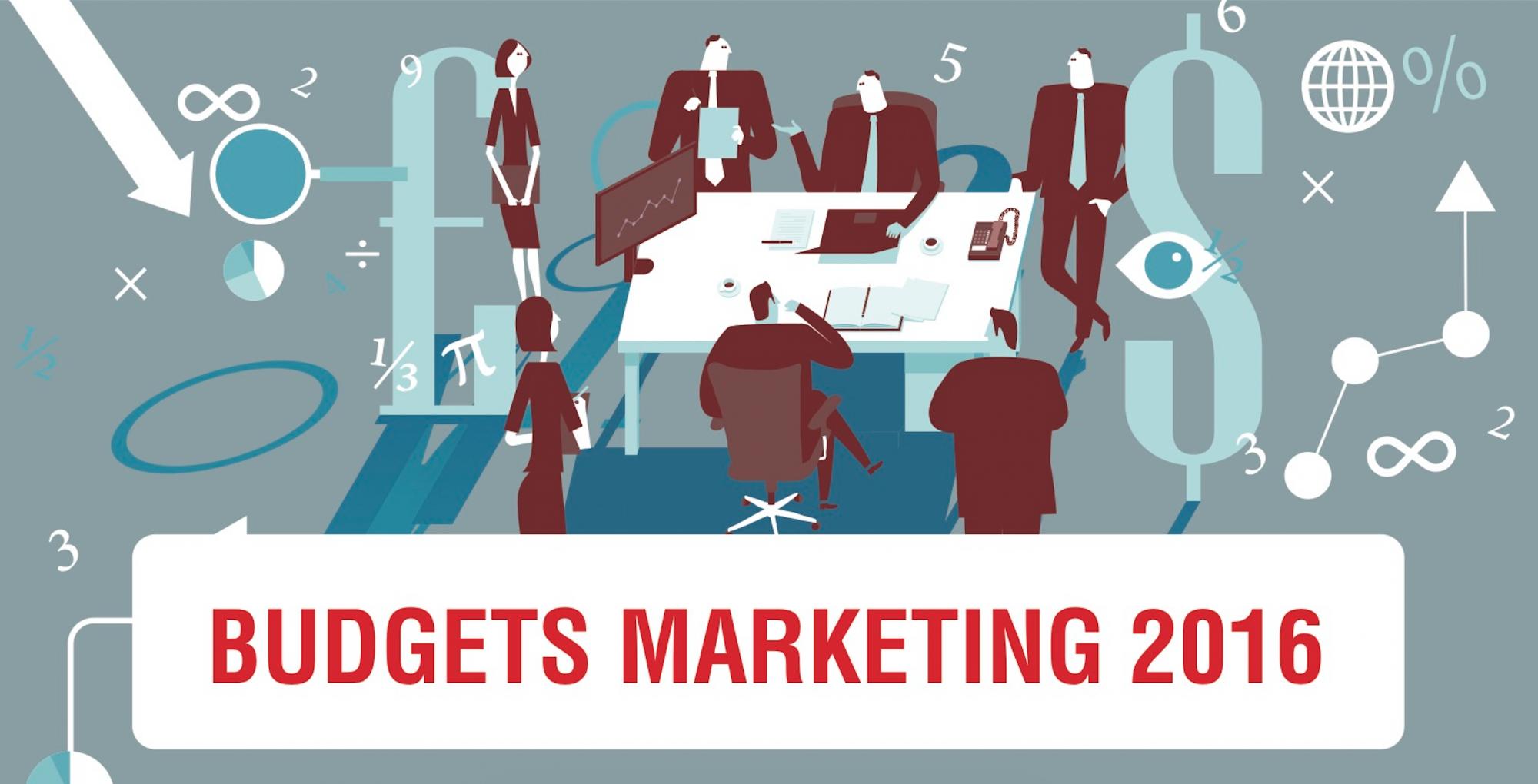 Les tendances marketing en 2016 avec une infographie