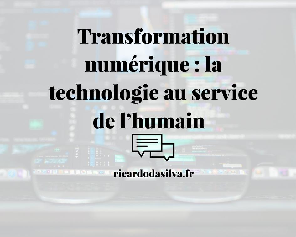 La transformation digitale : focus sur l'humain ou la technologie ?